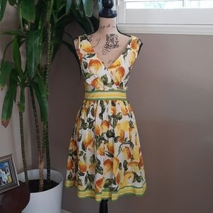 Dorothy Perkins Floral Cotton Dress